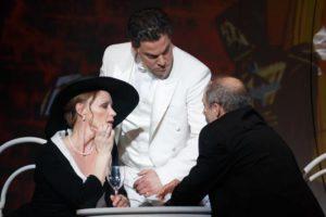 Orosházi Színházi Esték - Szomorú vasárnap @ Petőfi Művelődési Központ színházterem