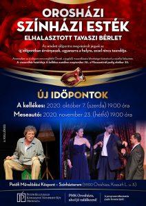 Orosházi Színházi Esték - A kellékes @ Petőfi Művelődési Központ